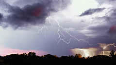 Lightning Comp7 (northern_nights) Tags: lightningcomposite stacked lightning santafe newmexico storm