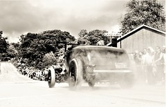 (Jonas.W.) Tags: hotrod hillclimb abombers uddevalla sweden race vehicle blackwhite samsung