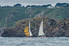 Sea Scamp and Kraken II (Matchman Devon) Tags: classic channel regatta 2017 st peter port paimpol sea scamp kraken ii