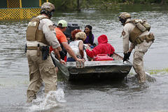 CBP Provides Support to Communities Impacted by Hurricane Harvey (CBP Photography) Tags: cbp customs border protection air marine operations rescue support hurricane harvey beaumont texas donna burton