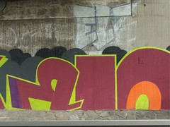 RIO (mkorsakov) Tags: dortmund marten autobahn a45 graffiti bunt colored wand wall oldschool rio rot red