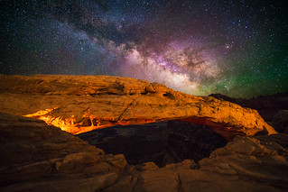 Milky Mesa