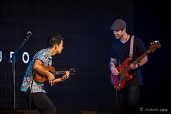 Jake Shimabukuro with Nolan Verner 5389 (Ursula in Aus) Tags: bluesfest2017 byronbay day4 jakeshimabukuru music ukulele musician performer stagelights