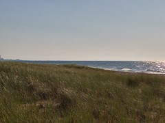 Indiana Dunes 20170707_181251 (CanadaGood) Tags: usa america indiana in beach lakemichigan cameraphone 2017 thisdecade canadagood colour color shore