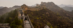 The Great Wall of China 4 (TravelerRauni) Tags: architecture asie chine continentsetpays escalier montagne monument nature paysage pékin ruines