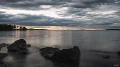 DSC_2470 (edited 1) (tagged) (AJ Charlton Photography) Tags: norway oslo june 2017 viking nordic sunset aj charlton ajc photography nikon landscape d750 sky water ocean beach