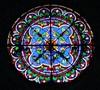 Forcalquier Concathédrale Notre-Dame du Bourguet (Denis Krieger) Tags: vitrail vitraux vitrais glasmalerei farbfenster colorata vetrata stained stainedglasswindow