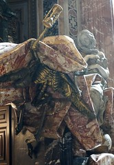 La Mort, Tomba del Papa Alexandre VII / Death, Tomb of Pope Alexander VII (Sebastià Giralt) Tags: roma rome italy italia vaticano vatican vatica santpere sanpedro saintpeter sanpietro escultura sculpture bernini