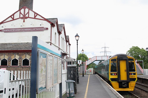 158841 Llanfairpwll, Anglesey