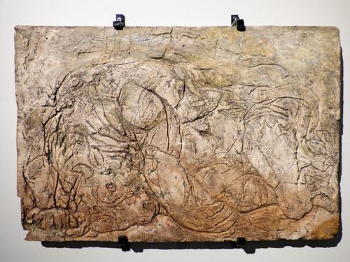 Rouen - Musee des Beaux-Arts. PICASSO, minotaur