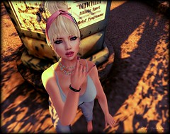 Time you enjoy wasting is not wasted time. (Yuna.Styles) Tags: candydoll love neverendinglove maitreya tram doux chilling sunnydays missinghim nature fashion secondlife poseaddicted bloggingsl bbdposes