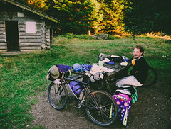 Abri auf dem Col de la Schleif (Hagbard_) Tags: bikepacking vogesen frankreich france vogesencross nature natur landscape tour sport outdoor outside bike velo mtb mountainbike rideyourbike ride riding trails wood wild traversée du massif vosgien traverséedu massifvosgien