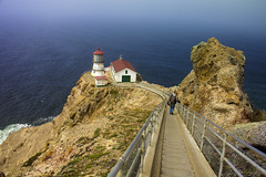 Point Reyes Lighthouse, California (nelights) Tags: pointreyeslighthouse pointreyeslight pointreyes inverness california lighthouse usa