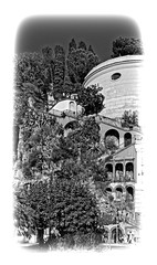 Montée LESAGE  CAMIN DOU MOLOU -Nice (jiacomo13) Tags: nice montée lesage camin dou molou