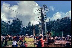 15-Gembogi Sing Sing, Chimbu Province, PNG, 1978 ((π)) Tags: chimbu chimbuvalley chimbuprovince png papuanewguinea 1978 newguineahighlands highlandshighway jungle mountains mountaincommunity singsing festival