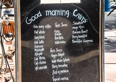 Good Morning Cairns ----- DSC_5507_edited (harry de haan, the cameraman) Tags: harrydehaan queensland australia tropical documentaryphotography fotosdieietstevertellenhebben storytelling holidays traveling travelers people ordinarypeopleinordinarysituations daybreak cairns fnq sign