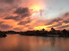 Sunset in Bonaire