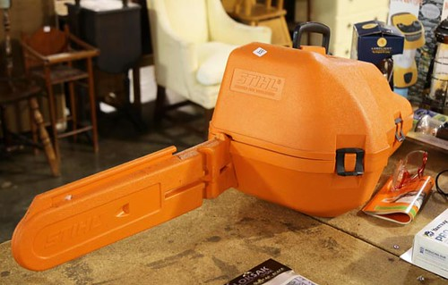 STIHL 025 Chainsaw ($180.00)