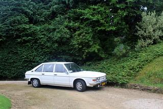 1978 Tatra 613 'Chromka' at The Old Rectory