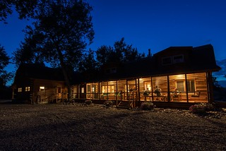 Montana Bighorn River Fishing Lodge 1