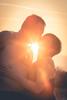 ARGELES 2017-1-2 (Bouchemen) Tags: portrait bisous love occitanie plage couchédesoleil soleil kisses amour été argeles holidays france sunset summer beach