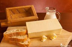 Burro artigianale nostrano (bbuono - il gusto della tradizione) Tags: burro artigianale biologico vallesabbia