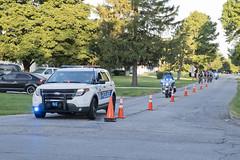 DSC_1566 (RidePelotonia) Tags: coshea2gmailcom colleenoshea columbus police ohio state highway patrol oshp cpd bixby road pelotonia 17