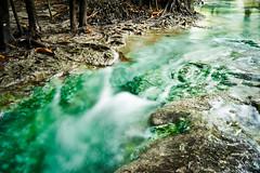DSC02883 (nontapat.ton) Tags: waterfall emerald pool krabi thailand longexposure