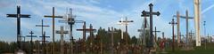 Święta Woda (jacekbia) Tags: europa polska poland podlasie świętawoda hollywater krzyż cross krzyże panorama outdoor sanktuarium hugin canon 1100d