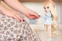 Olá, Jane! (♥Thai) Tags: jane pullip leeke doll brdoll pullipdoll pullipcustom groovedoll fashiondoll toys
