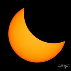 _N7A9861_DxO (dcstep) Tags: sunspots mitchell nebraska unitedstates us induro indurotripod solarfilter solareclipse totalsolareclipse canon5dmkiv ef500mmf4lisii ef14xtciii allrightsreserved copyright2017davidcstephens dxoopticspro1142 spectrumtelescopeglasssolarfilterst675g
