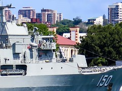 "HMAS Anzac (FFH 150) 4 • <a style=""font-size:0.8em;"" href=""http://www.flickr.com/photos/81723459@N04/36681552136/"" target=""_blank"">View on Flickr</a>"