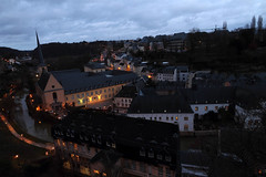 Luxembourg City (Caledonia558) Tags: luxembourg luxembourgcity night
