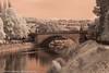K7-290917-05 (Steve Chasey Photography) Tags: bath infrared k7 northparadebridge pentaxk7 riveravon smcpentaxda1650mm