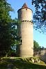 the old tower at Zvíkov castle (tewhiufoto) Tags: státníhradzvíkov zvíkovcastle nikon tewhiufoto nikondigital southbohemia jizni cechy jiznicechy npu sigma30mmf14 sigma flickr czechia traveleurope history visitcz