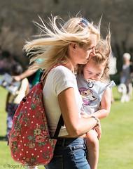 MOTHER & CHILD, MEDIEVAL JOUST, BOLSOVER CASTLE_DSC_6125_LR_2.0 (Roger Perriss) Tags: bolsovercastle joust medieval people d750 mother child bag holding motherchild family