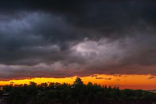 sunset 4499