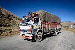 Manali-Leh Highway (stefan_fotos) Tags: asien indien ladakh urlaub india asia manali leh highway truck trucks