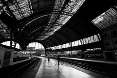 (Sergi_Escribano) Tags: sergiescribanophotography barcelonastreetphotography documentaryphotography sergiescribano gettyimages blackandwhitephotography streetsofbarcelona monochrome barcelona blackandwhite blancoynegro backlighting estaciodefrança architecture light monocromático train station city streetphotography