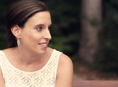 Lil Sister (oliverzwahlen) Tags: person portrait fokus frau focus woman