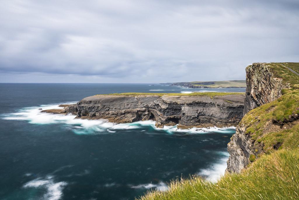 Duggerna cliffs -Kilkee 3