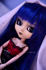 Lacey | Pullip Chil (·Kumo~Milk·^^) Tags: pullip chill lacey rewigged wig rechipped eyelashes eyechips gloss obitsu doll junplanning groove