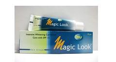 Magic look cream ماجيك لوك كريم (Pharmapedia) Tags: كريم تبييض