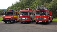L884CPC DAE621K PAK576R (matthewleggott) Tags: elvington 999 day fire engine appliance l884cpc dae621k pak576r surrey rapier dennis erf hcb angus bristol york north yorkshire tl turntable ladder pump