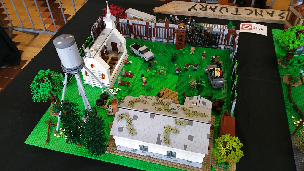the world 39 s best photos of lego and twd flickr hive mind. Black Bedroom Furniture Sets. Home Design Ideas