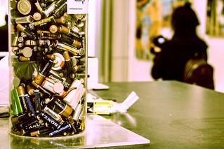 Classwork: batteries