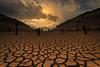 Desolación (AvideCai) Tags: avidecai atardecer paisaje pantano sigma1020 nubes cielo