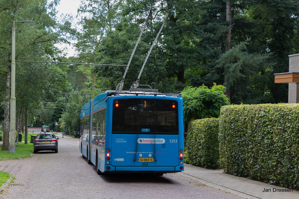 The Worlds Newest Photos Of Arnhem And Trolleybus Flickr Hive Mind