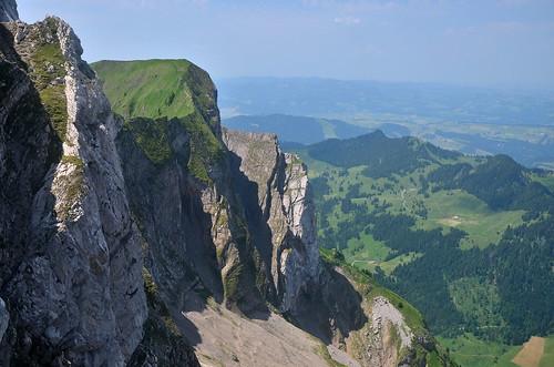 Views from Tomilshorn Summit, Mt. Pilatus