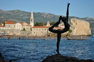 staré město Budva, Černá Hora